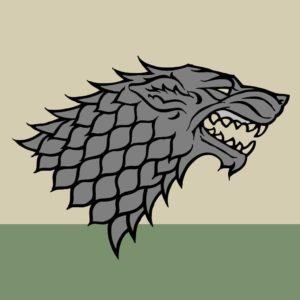 スターク家 紋章
