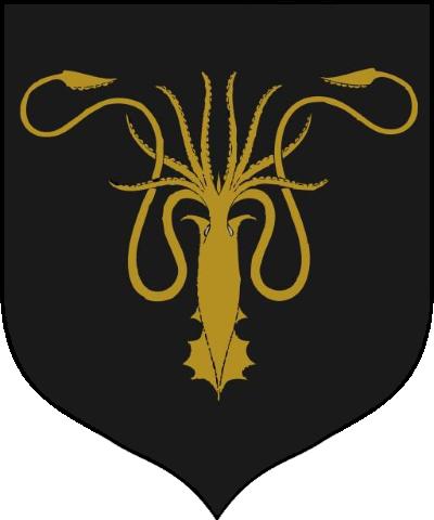 グレイジョイ家紋章