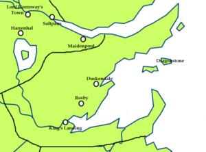 ドラゴンストーン 地図