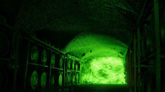 大聖堂地下 ワイルドファイア