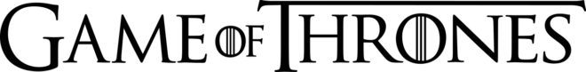 ゲーム・オブ・スローンズ ロゴ
