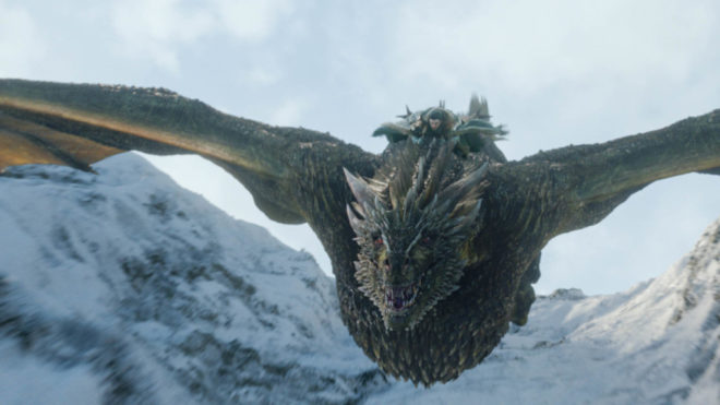 ドラゴンライディング