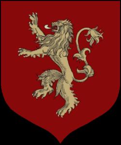 ラニスター家 紋章