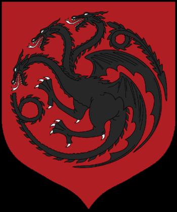 ブラックファイア家 紋章