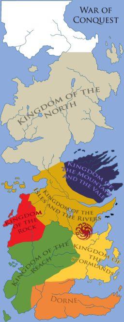 ゲーム・オブ・スローンズ 七王国
