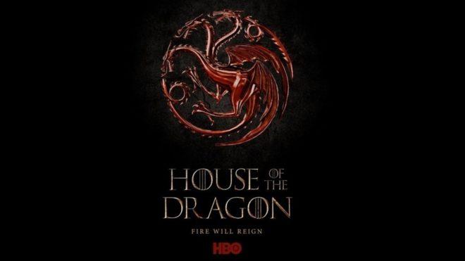 ハウス・オブ・ザ・ドラゴン ロゴ