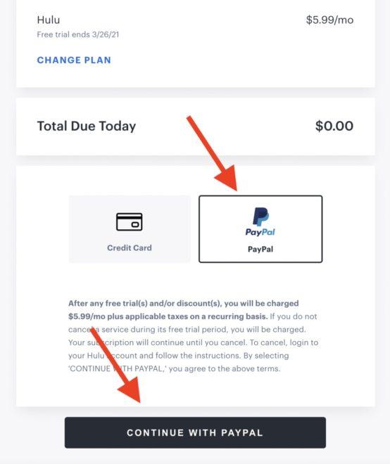 米Hulu登録方法