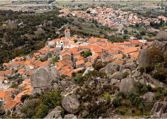 ハウスオブザドラゴン ロケ地 モンサント ポルトガル