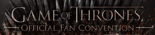 ゲームオブスローンズ 公式ファンコンベンション