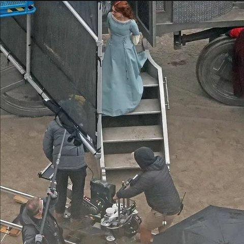 アリセント・ハイタワーを演じるエミリー・キャリー